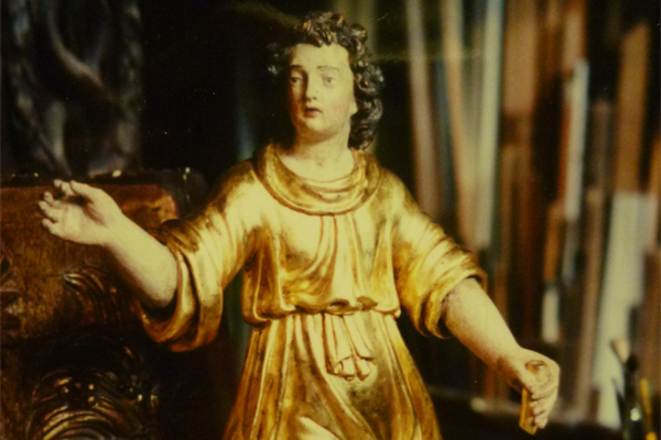 Restauration objets d'art ou pièces de mobiliers