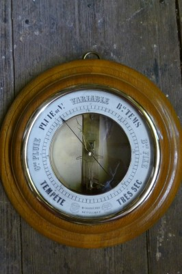 baromètre selon Bourdon